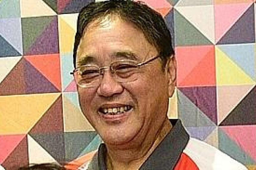 Milan Kwee, who led the STF for 14 years, wants to make way for younger members.