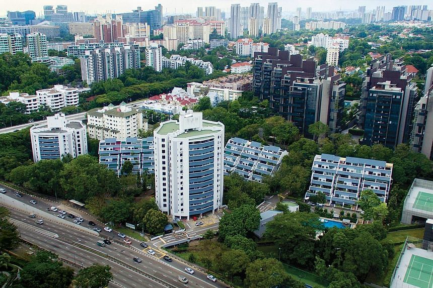 Tulip Garden, located in District 10, comprises 162 apartments and maisonettes and two shop units. Its sale price of $906.9 million works out to a premium of about 20 per cent above the reserve price, and a land rate of $1,790 per square foot per plo