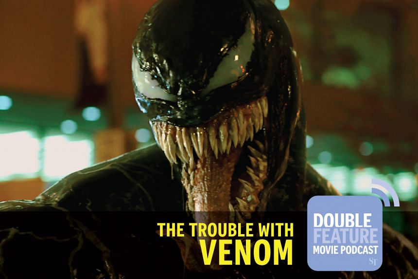 Venom, Tom Hardy. Double Feature review