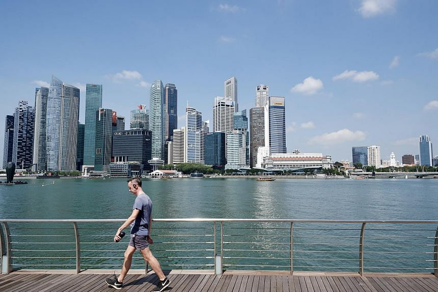 Besides the ITMs, the report also examined the funding of Singapore's Smart Nation push, as well as large infrastructure projects like the future Changi Airport Terminal 5.