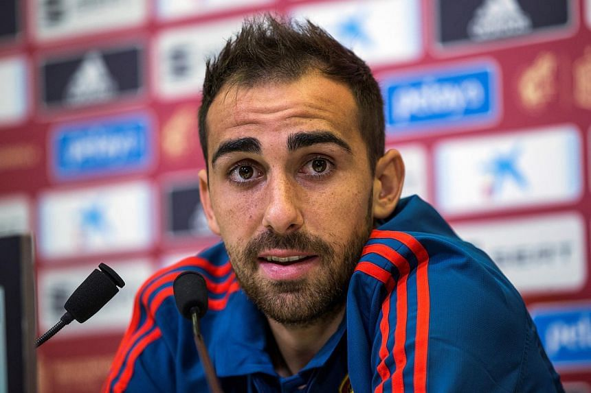 Borussia Dortmund striker Paco Alcacer last played for Spain in March 2016 and has six goals in 13 appearances.