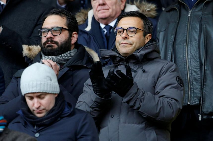 Leeds United owner Andrea Radrizzani thinks the gulf in income is too wide between clubs in the English Premier League and the second-tier Championship.