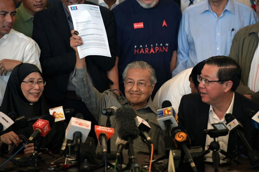 Dr Wan Azizah Wan Ismail was said to have been offered the prime minister's post soon after the polls in May, which she turned down, as the four-party PH had agreed that Dr Mahathir would be the prime minister.