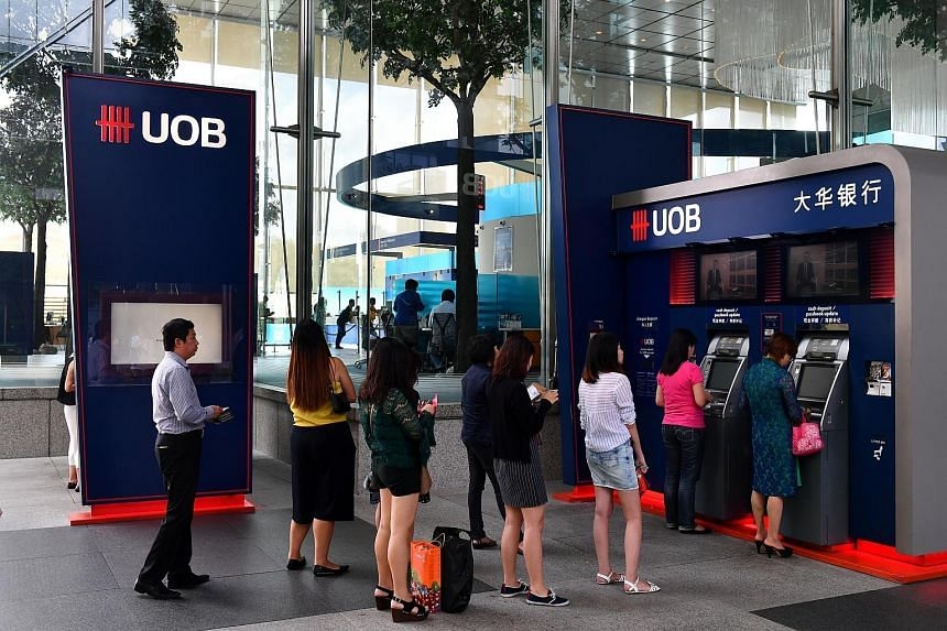 In August, UOB reported second-quarter profit that beat analysts' estimates, surging to a record as income from lending and fee businesses jumped.
