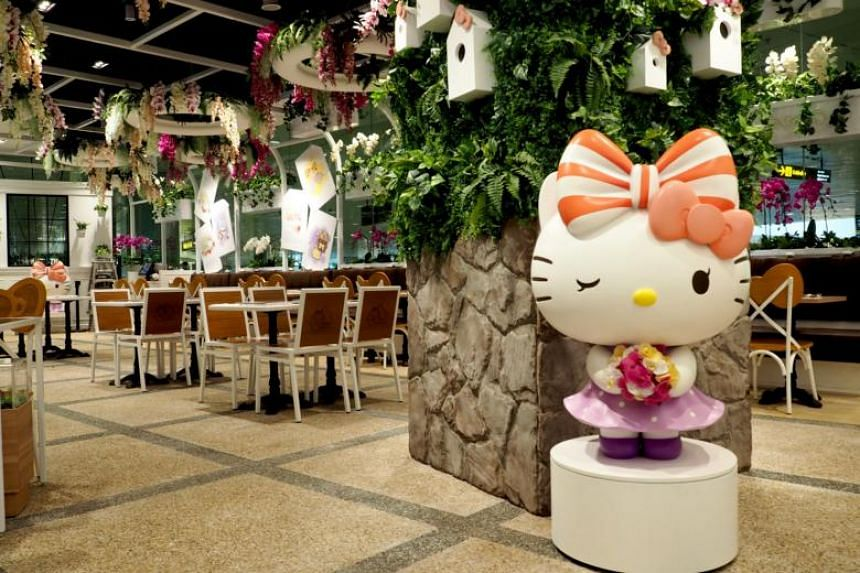 Hello Kitty Orchid Garden, which opened in 2016 at Changi Airport's Terminal 3, will be throwing four tea parties in December to mark its departure.
