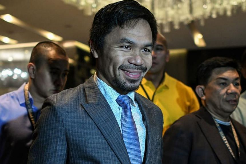 Pac Tokens hopes to leverage the popularity of Philippine boxing legend Manny Pacquiao, now a senator, for its cryptocurrency business.