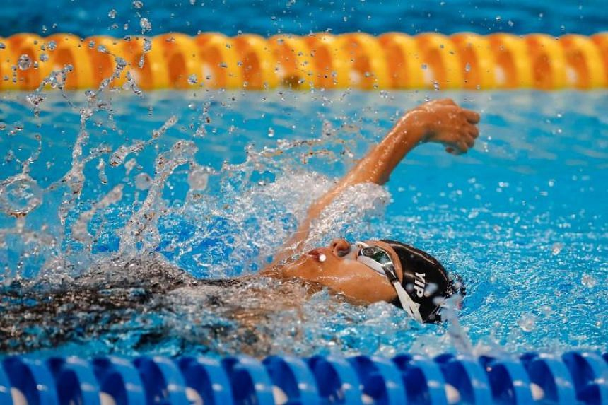 Swimmer Yip Pin Xiu was awarded the World Para Series' Best Female Athlete award for high support needs athletes. The 26-year-old is one of only four winners in the world, and the only Asian athlete to clinch the award.