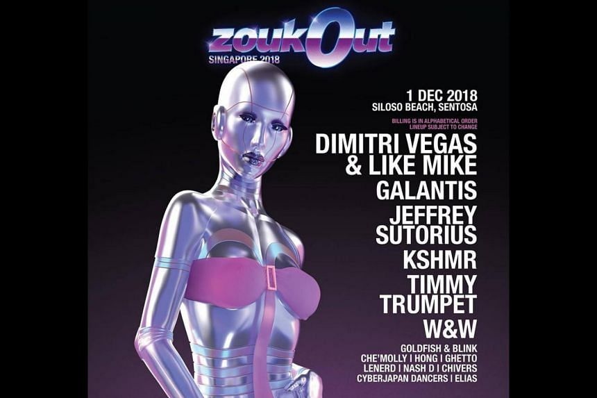 This year, the dance music festival is paring down to a one-day event on Dec 1, after five years as a two-day event. Tickets are now on sale and range from $158 for general admission to $248 for VIP tickets.