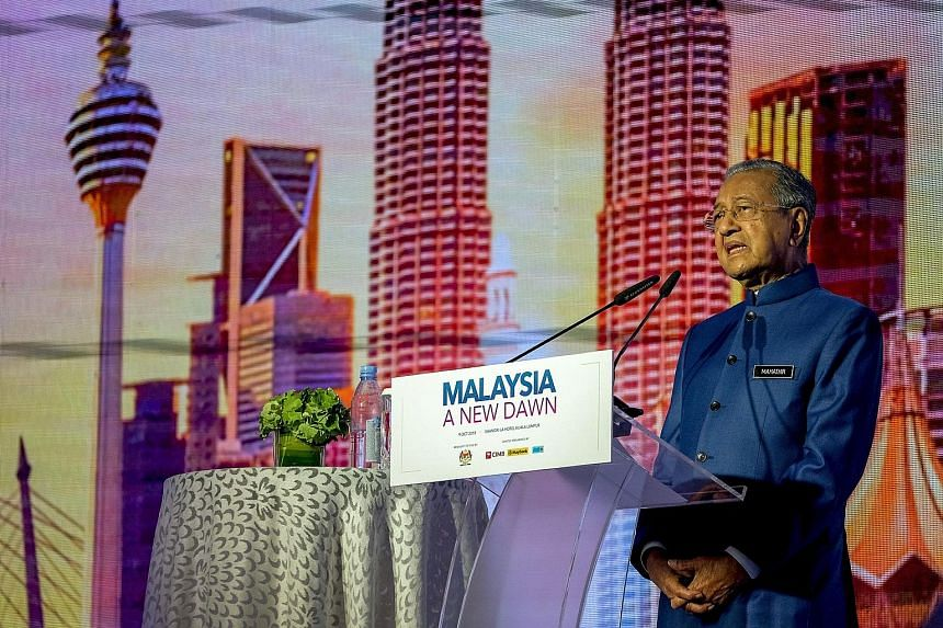 Prime Minister Mahathir Mohamad, who will unveil a midterm review of the 11th five-year Malaysia Plan next Thursday, has said that new tax measures will be part of Budget 2019