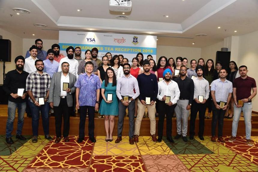 Mr Ng Chee Meng, Minister in the Prime Minister's Office and Secretary-General of the National Trades Union Congress, told graduates at the Sikh Graduates Tea Reception that they needed to seize the opportunities that lay ahead.