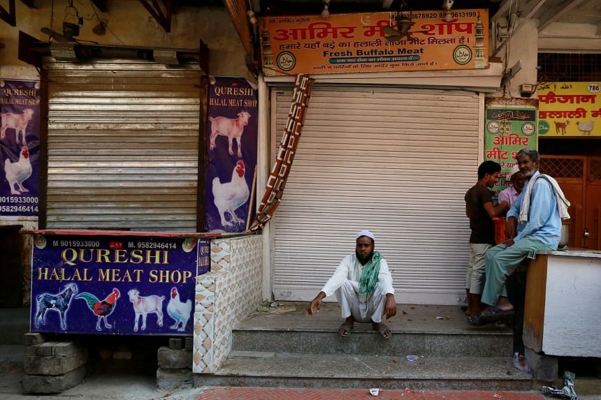Hindu groups argue that they are asking meat shop owners with proper licences to close only during the nine-day period, but want shops without licences to be permanently shut down.
