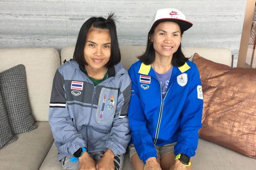 Linda Janthachit was persuaded to take part in the GE Women's Run by Natthaya Thanaronnawat, her veteran Thai compatriot who ran at Rio 2016.