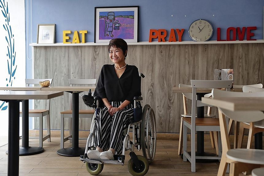 Ms Chia Yong Yong, who finished her second term as Nominated Member of Parliament last month, had made her presence felt in the House, raising issues not just to do with the disabled, but also on topics like education and CPF savings. She was also on