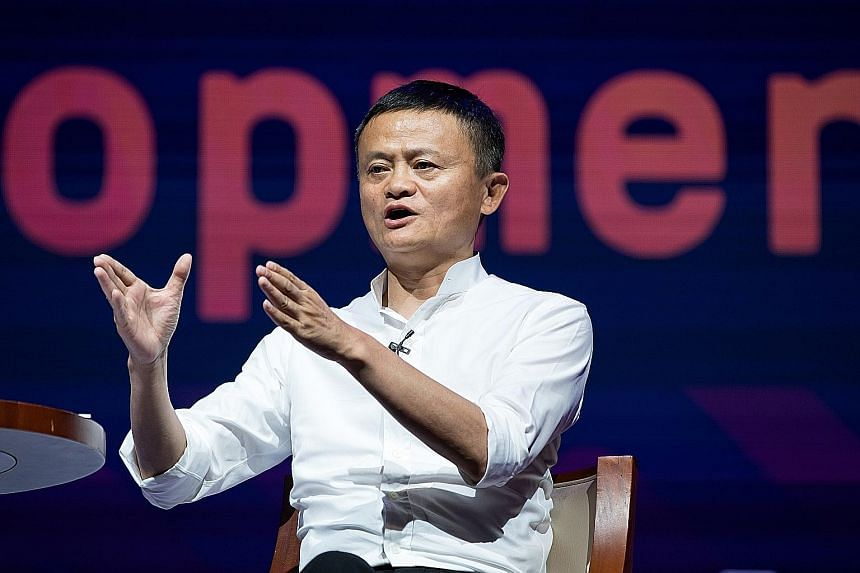 While acknowledging that nothing concrete has been tabled, Alibaba co-founder Jack Ma yesterday spoke of training 1,000 tech leaders in Indonesia each year for 10 years.