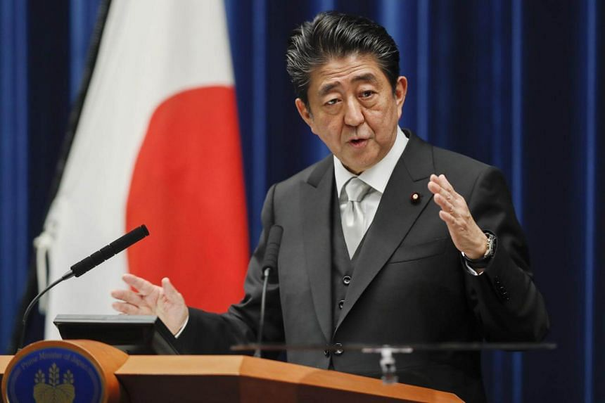 Japanese Prime Minister Shinzo Abe plans to direct his Cabinet to study policies to soften the blow of a tax increase.