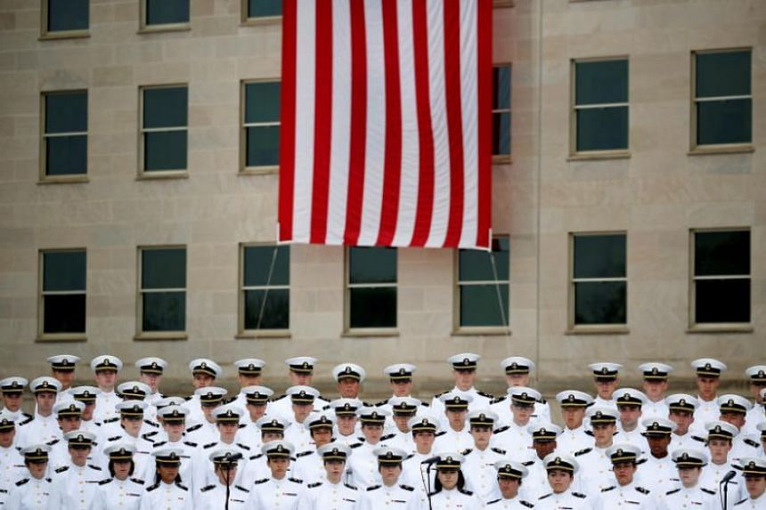 A study has found that nearly one-third of young Americans are now too overweight to join up, a worrying statistic for military officials already facing recruitment challenges.