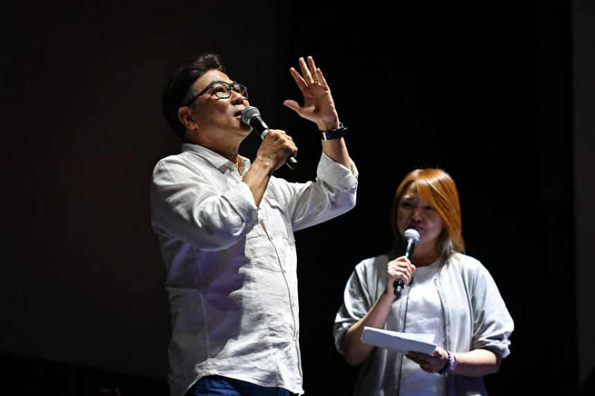 Film director Jack Neo, who worked with Gan when she acted in his movie We Not Naughty (2012), recalls that it took some persuading to get her to agree to be part of the film.