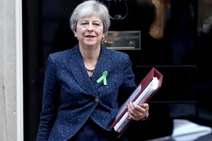 British Prime Minister Theresa May not only has to win over her continental counterparts but also increasingly restive allies back home.
