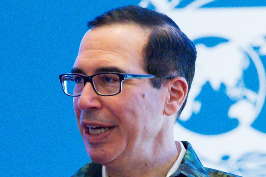 The US seeks a more balanced trading relationship with China, says Treasury Secretary Steven Mnuchin.