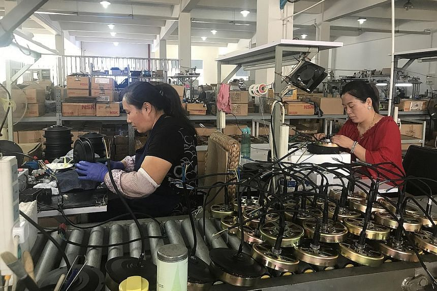 Singaporean businessman Ching Wai Won's e-bike factory, which employs 30 workers and makes 3,000 e-bikes a year for export, will be moving to Port Klang in Malaysia.