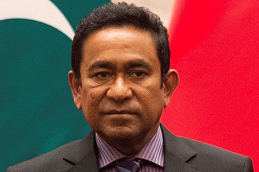Maldives outgoing president Abdulla Yameen last week filed a request for the Supreme Court to annul the result of the Sept 23 election, in which he was heavily defeated, and to call fresh elections.