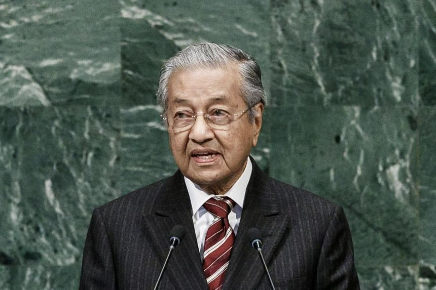 Malaysia's move is likely to strain ties with China, which have already been tested since Malaysian PM Mahathir Mohamad won a stunning election victory in May.