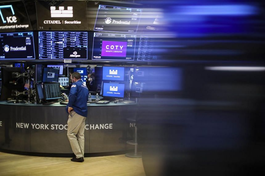 Global financial markets have briefly been shaken by plunges in stock prices, triggered by the US stock market.