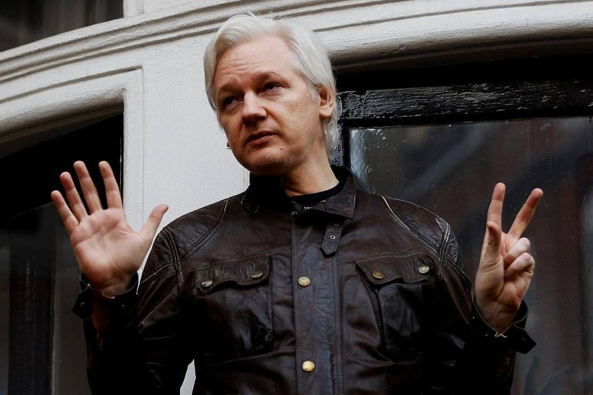 WikiLeaks founder Julian Assange took refuge in Ecuador's London Embassy after British courts ordered his extradition to Sweden to face questioning in a sexual molestation case.