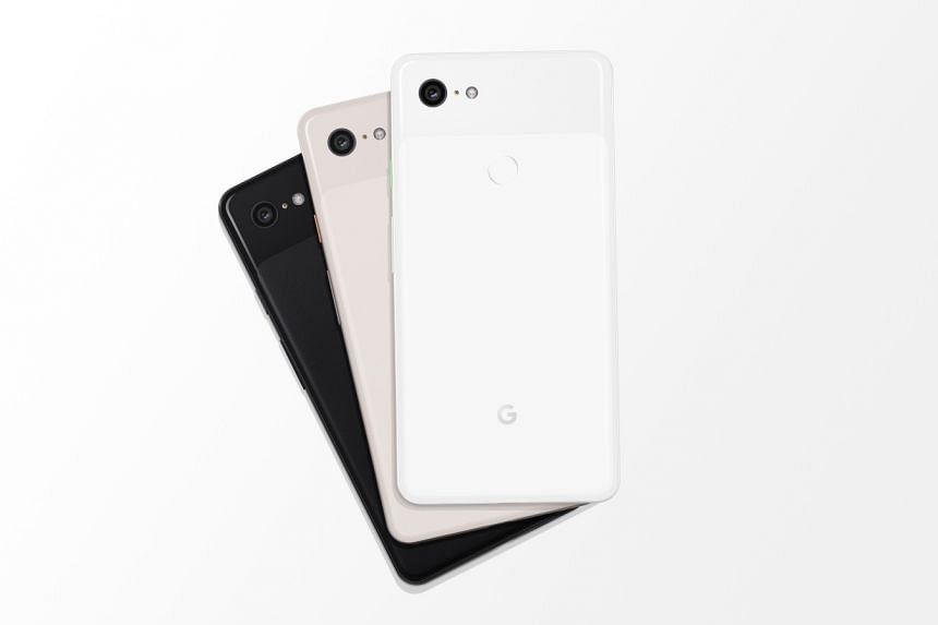 Only a single rear camera on the Pixel 3, but it still remains competitive, thanks to Google's AI and software capabilities.