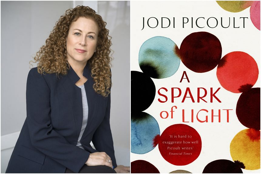 Jodi Picoult's latest book, A Spark Of Light, takes on the tinderbox topic of abortion in America.
