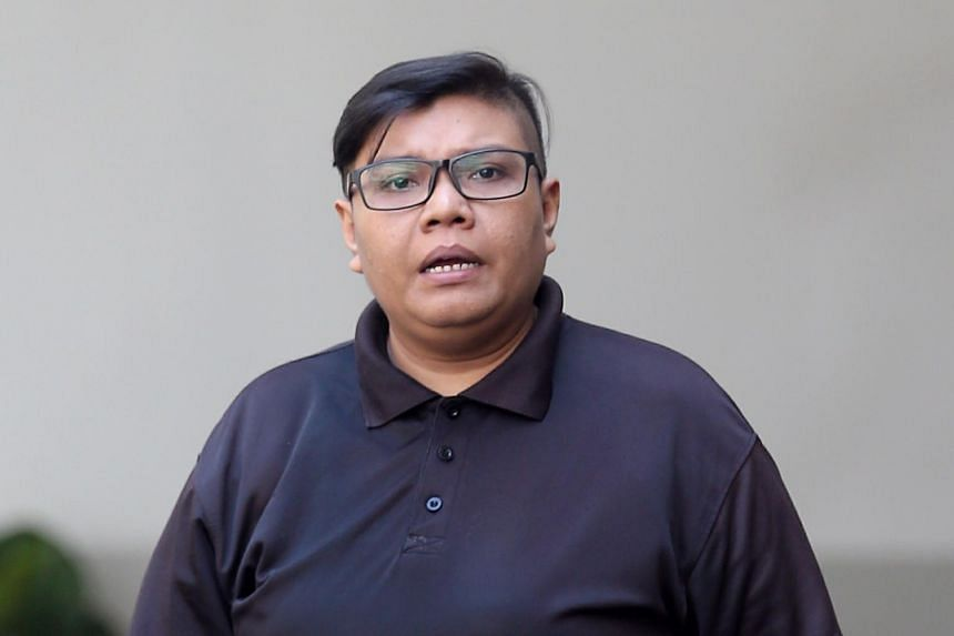 Noorasimah Jasman was sentenced to four weeks' jail after pleading guilty to 18 offences under the Computer Misuse and Cybersecurity Act.