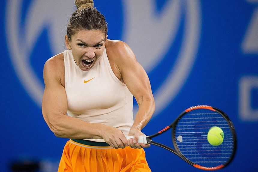 World No. 1 Simona Halep is the only player to have qualified for all five editions of the season-ending WTA Finals in Singapore. She has yet to recover fully from a herniated disc which forced her to retire during her last match in Beijing last mont