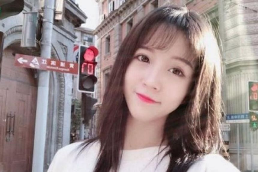 """Ms Yang Kaili, 21, who has over a million followers on Weibo, issued two apologies, begging forgiveness for her """"stupid mistake""""."""