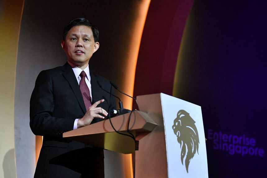 Speaking at the 24th Business Excellence Awards Ceremony, Minister for Trade and Industry Chan Chun Sing said that Singapore may be small but the country can compete on the basis of trust and quality.