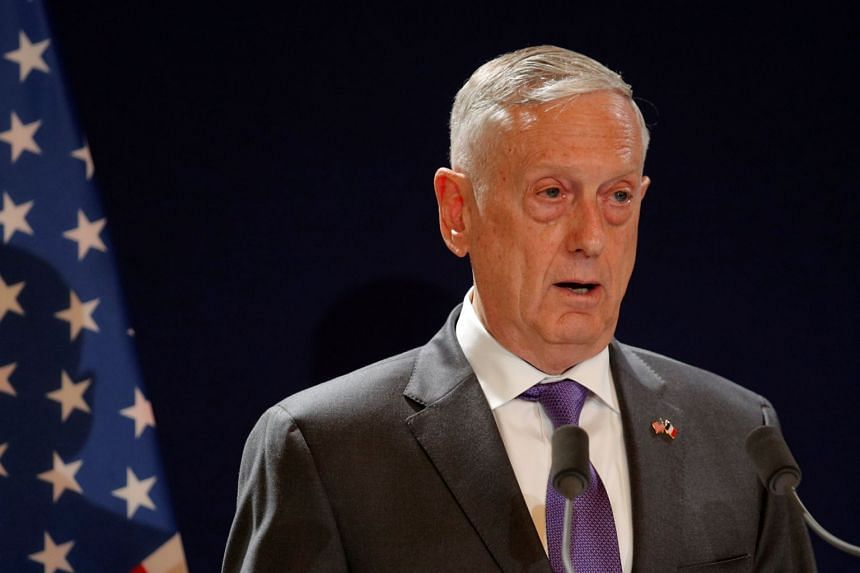 US Secretary of Defence James Mattis said Washington is cooperating with China on issues including North Korea and the United Nations.