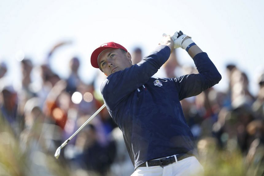 Jordan Spieth will tee off from Nov 1 to 4 at the Shriners Hospitals for Children Open at TPC Summerlin.