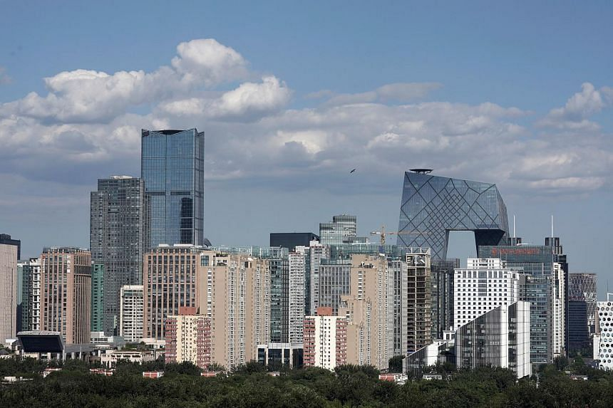 Beijing has been trying to ward off a sharper slowdown in the world's second-largest economy by stepping up policy support and softening its stance on a de-risking campaign.