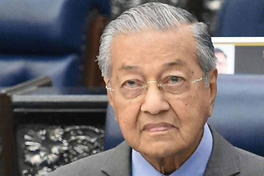 Prime Minister Mahathir Mohamad said the Uighurs did nothing wrong in Malaysia.