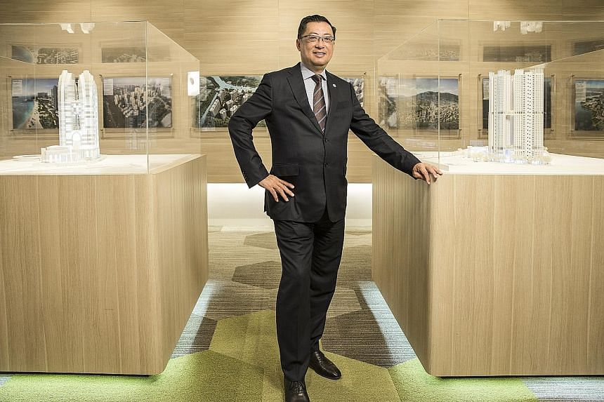 Surbana Jurong chief executive Wong Heang Fine says the group's two new acquisitions are more about talent than revenue contribution, although they will also offer greater market access.