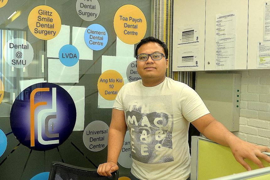 Nurul Aizat Zainudin, whose services as CEO and dental surgeon have been terminated by the Family Dental Centre chain, was caught after the T32 Dental employee he tried to bribe rejected his offer and alerted her clinic's management.