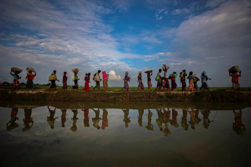 The move comes as global pressure mounts on Myanmar for accountability after a military crackdown in the western state of Rakhine last year.