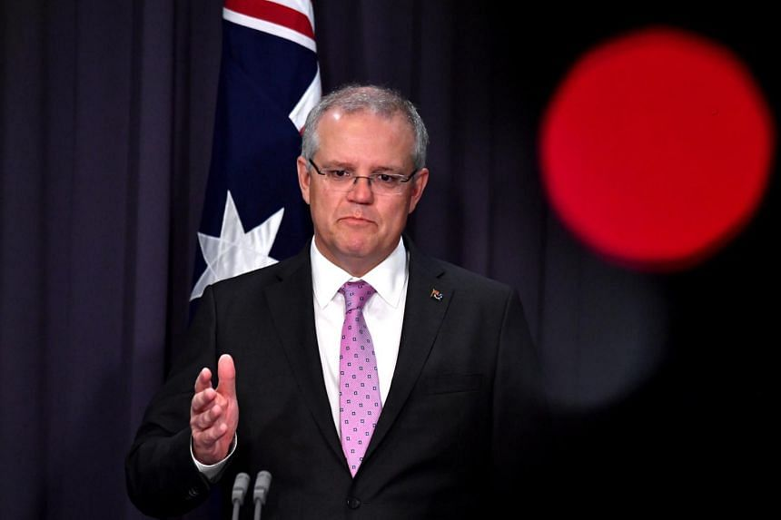 Australian Prime Minister Scott Morrison said that he was open to Australia moving its mission from Tel Aviv to Jerusalem.