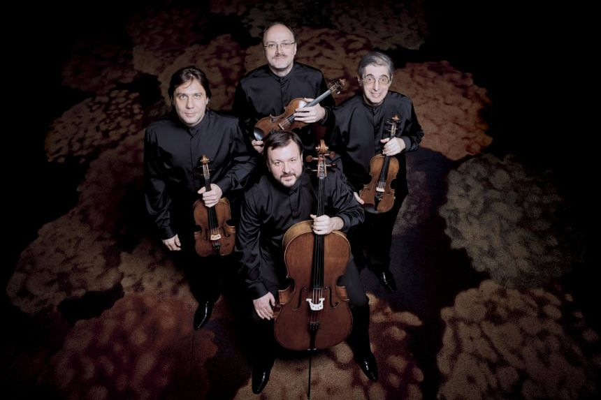 Longevity is the enduring quality of Russia's Borodin Quartet, founded in 1945 and still going strong after more than 70 years.