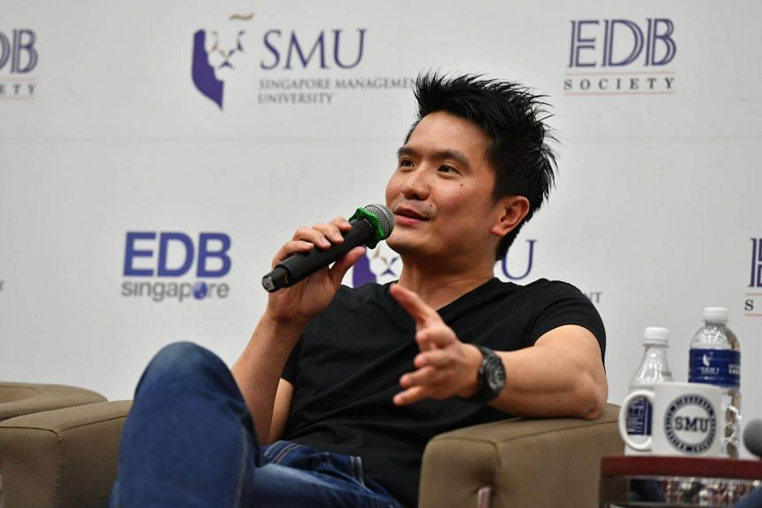 Mr Tan Min-Liang said social enterprises are the actualisation of many young people, and companies, big and small, are adopting social values at the core of their operations.
