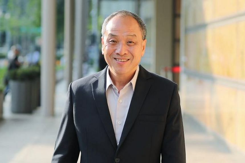 Former Workers' Party chief Low Thia Khiang on Oct 16, 2018.