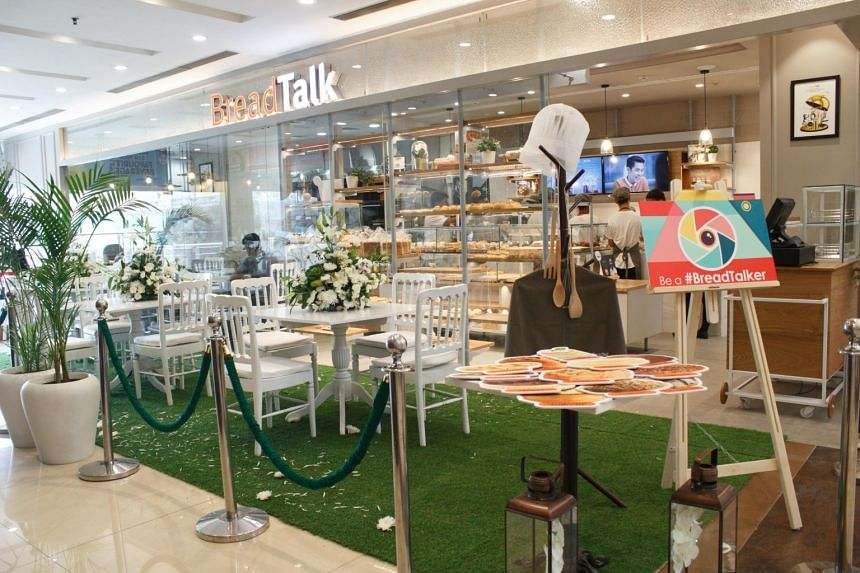 BreadTalk returns to India with an outlet in Delhi and 15