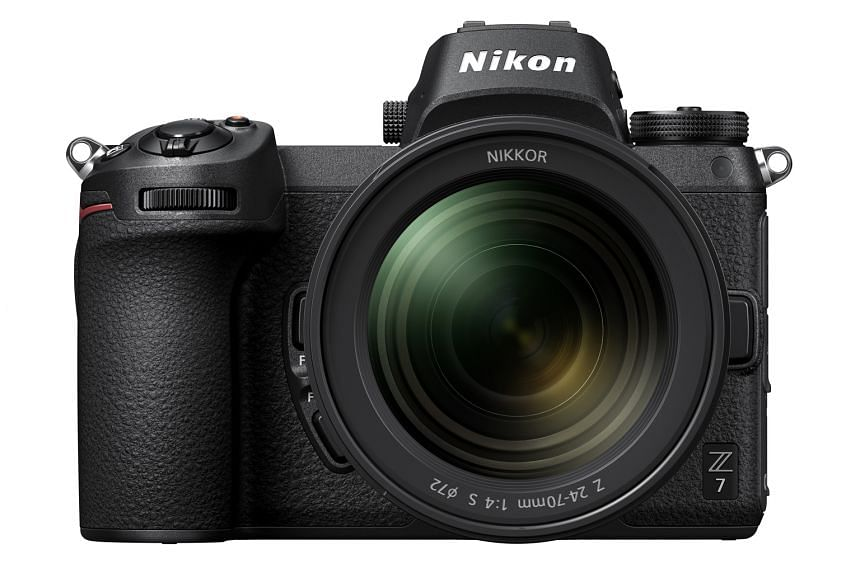 Powering up and shutting down the Nikon Z7 both take just one second, twice as fast as most mirrorless cameras.