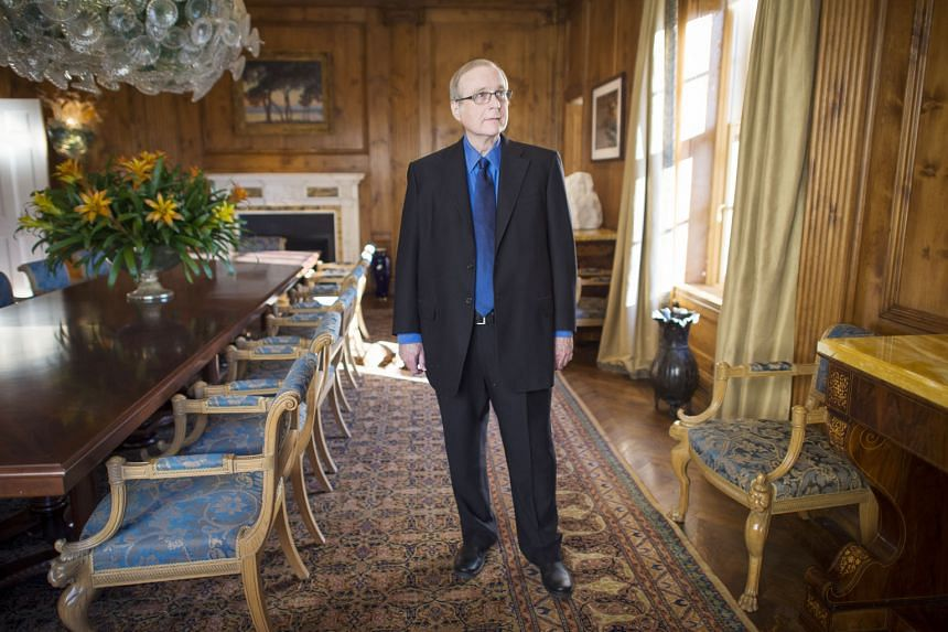 Microsoft co-founder Paul Allen ranked 44th on Forbes magazine's 2018 list of billionaires with a $28.2 billion fortune, and invested heavily in research projects in his hometown of Seattle.