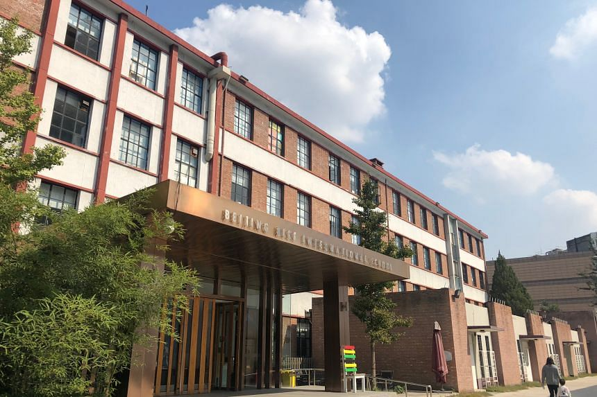 BISS is one of Beijing's oldest international schools. The Singaporean-run school was set up in 1994 by former senior parliamentary secretary Chan Chee Seng.