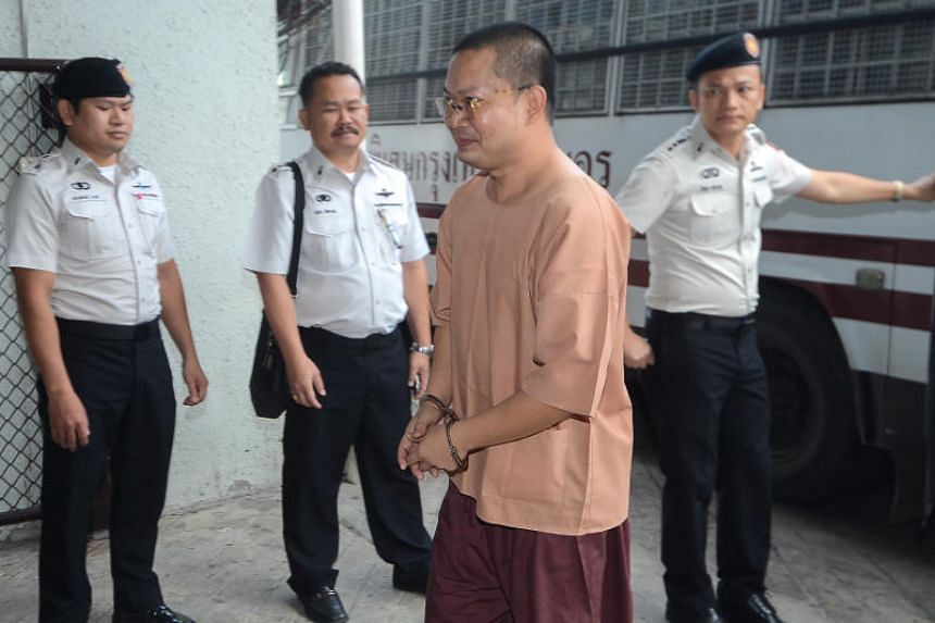 Wirapol Sukphol was sentenced in August to 114 years in prison after a court found him guilty of fraud, money laundering and computer crimes.